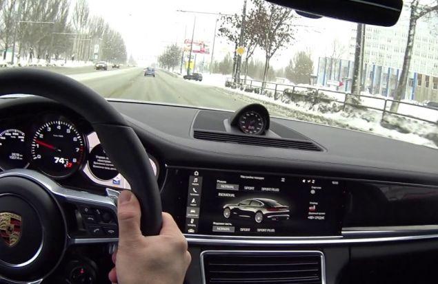 Обзор Porsche Panamera 2017: Валит, однако!
