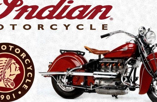 История мотоциклов Indian