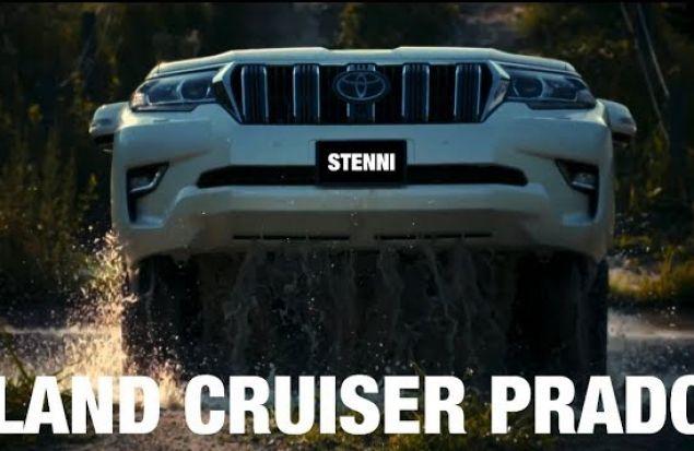 Вот он, новый Land Cruiser Prado