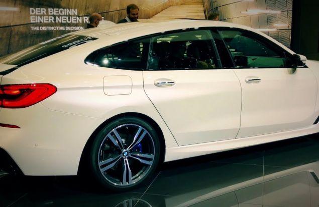 Обзор новой BMW 6 Gran Turismo по цене BMW X6