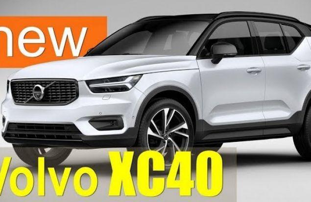 NEW Volvo XC40 2018 — ОБЗОР Александра МИХЕЛЬСОНА