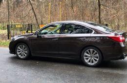Subaru Legacy или Toyota Camry? Ваш выбор?