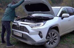 Новый RAV4 что брать: 2.0 Вариатор или 2.5 Бензин? Тест драйв