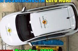 Тесты безопасности автомобилей Euro NCAP. Рейтинги Декабрь 2019