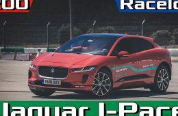 Jaguar I-Pace - разгон 0-100 0-200 и 1/4 мили