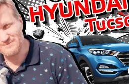Андрей Рожков и Hyundai Tucson. Чем закончится их встреча? / Обзор Хендай Туссан