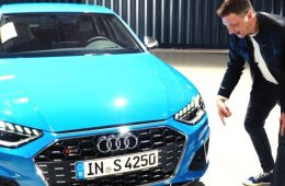 Новейшая 2019 Audi A4 похожа на старую URQUTTRO. Обзор.