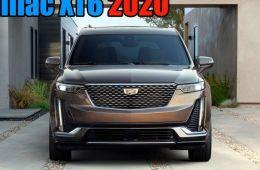 Cadillac XT6 2020 внедорожник класса люкс