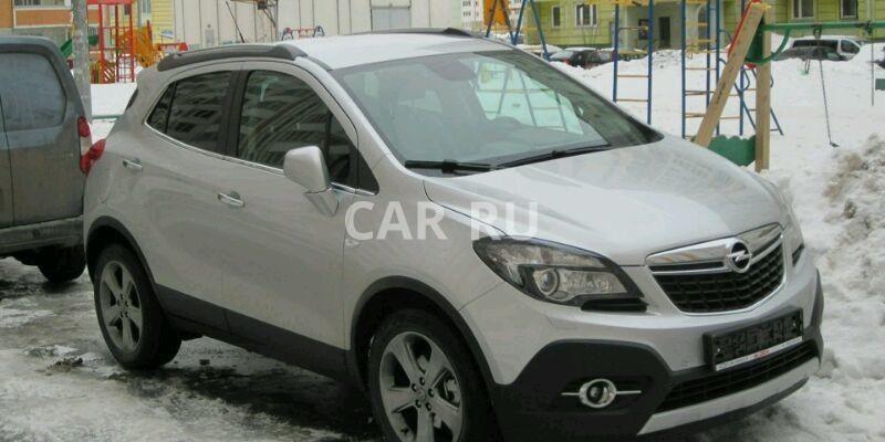 Opel Mokka, Барыш