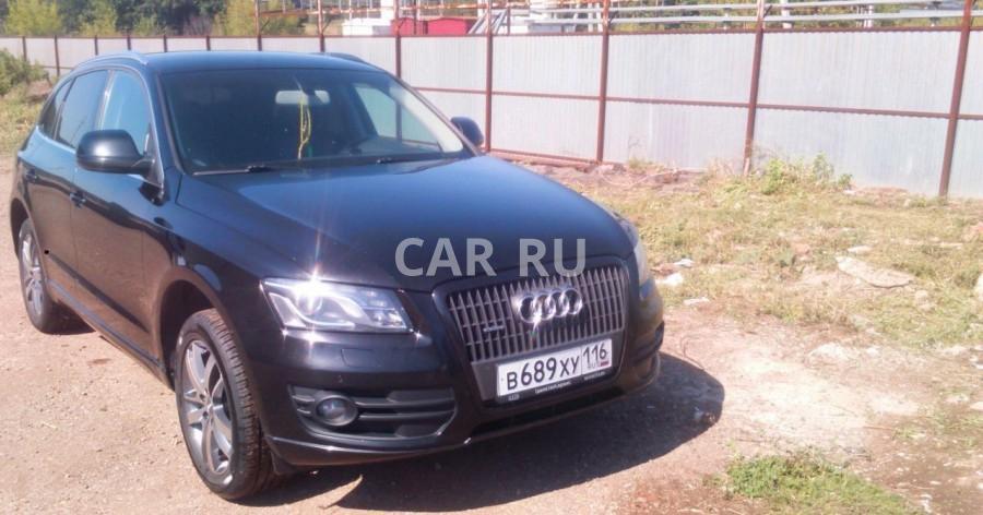Audi Q5, Азнакаево