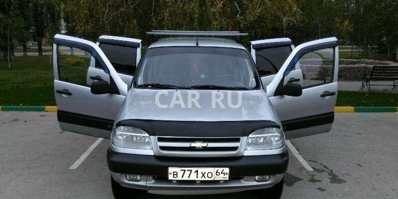 Chevrolet Niva, Балаково