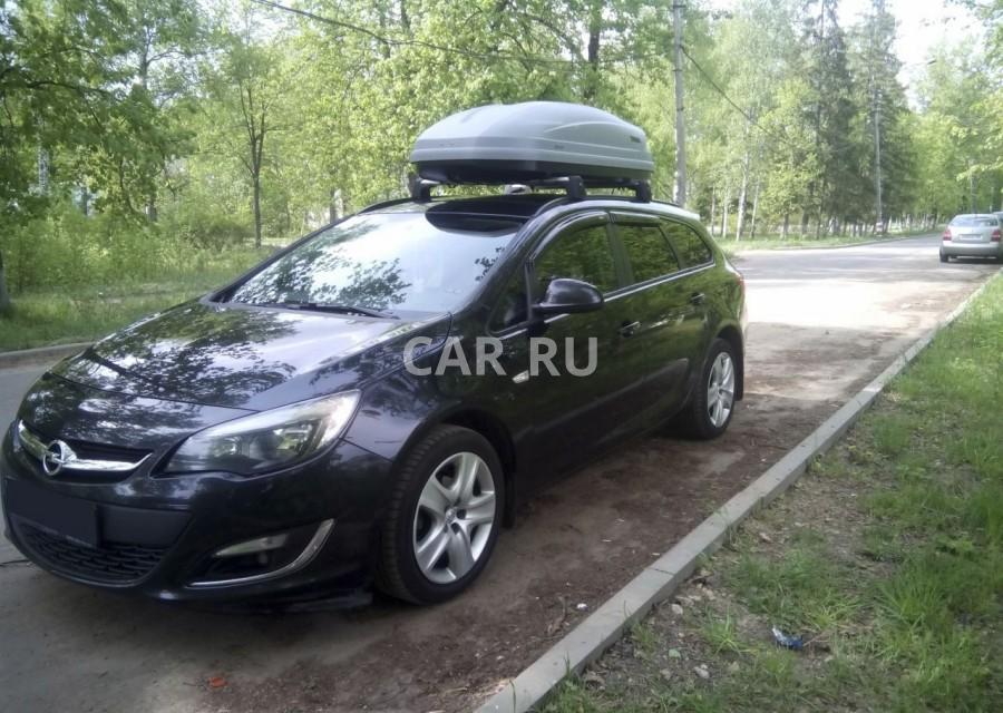 Opel Astra, Александровское