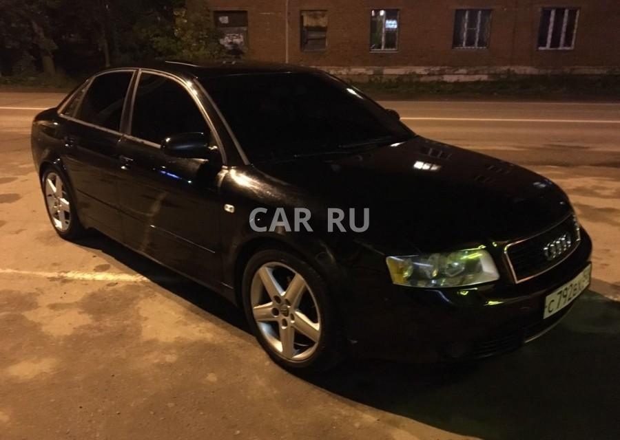 Audi A4, Андреевка