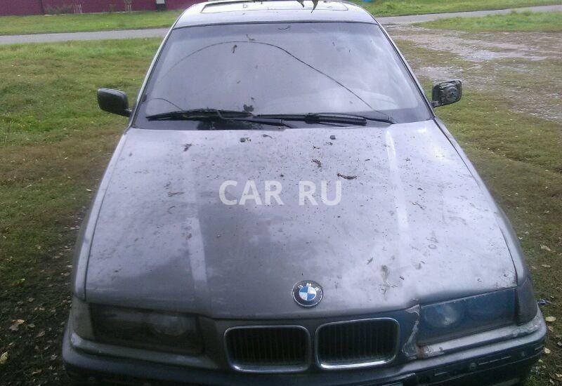 BMW 3-series, Алексеевка