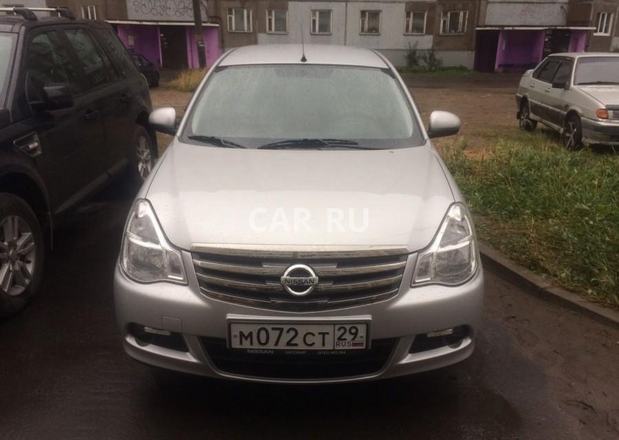 Nissan Almera, Архангельск