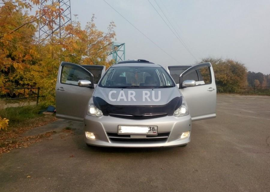 Toyota Wish, Ангарск