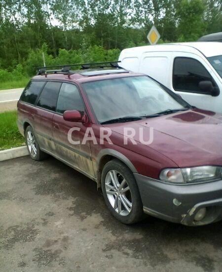 Subaru Legacy, Апшеронск
