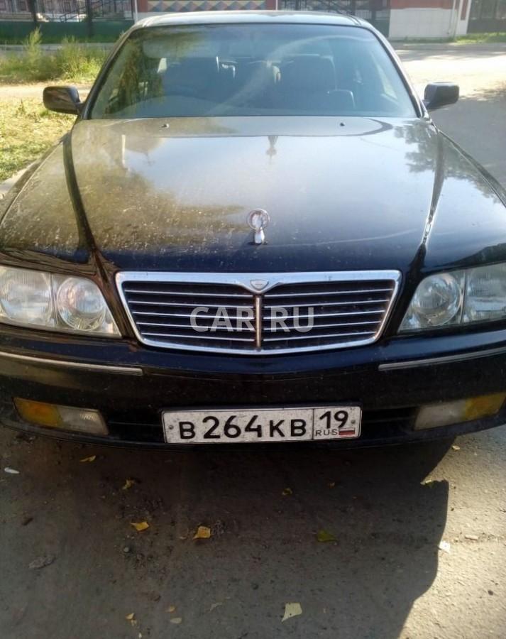 Nissan Cima, Абакан