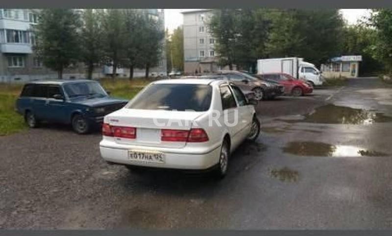 Toyota Vista, Ачинск