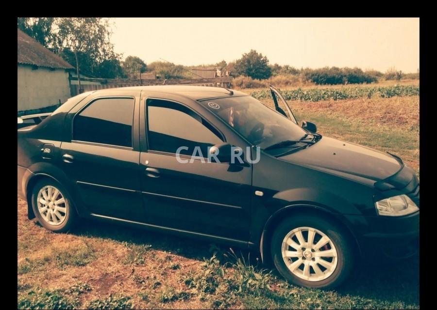 Renault Logan, Алексеевка