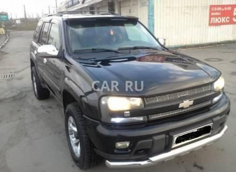 Chevrolet TrailBlazer, Белгород