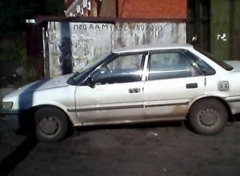 Toyota Sprinter, Белогорск
