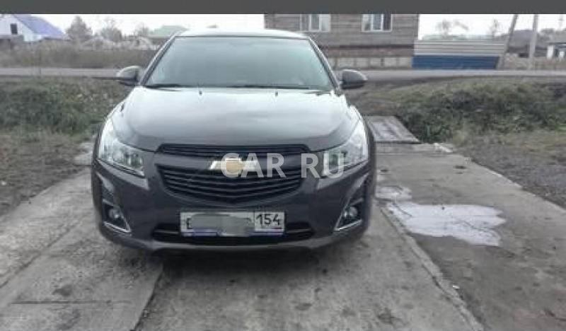 Chevrolet Cruze, Барабинск