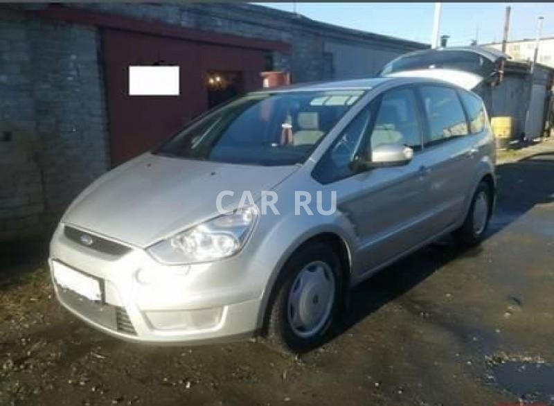 Ford S-MAX, Апатиты