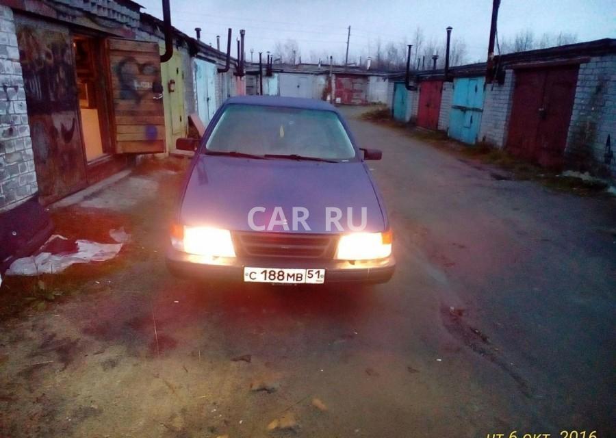 Saab 9000, Апатиты