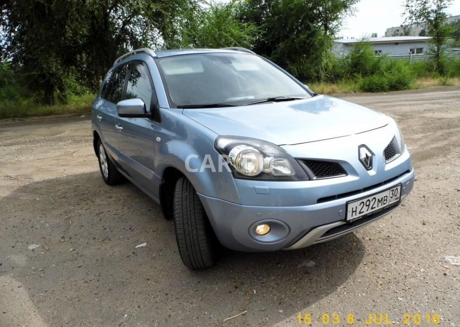 Renault Koleos, Астрахань