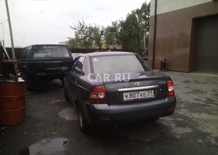 Lada Priora, Белгород