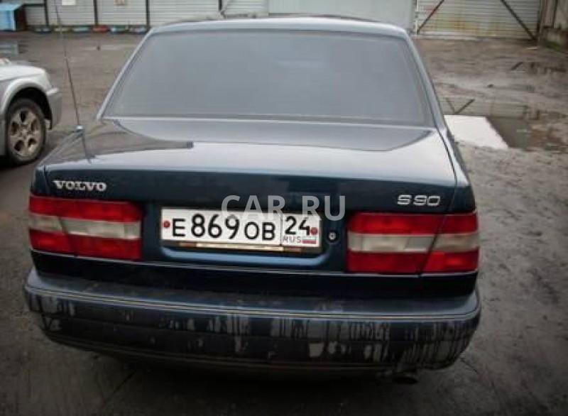 Volvo S90, Абакан