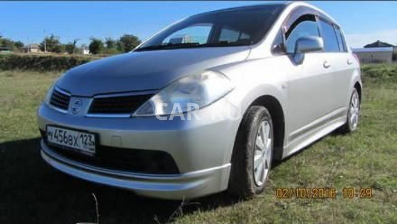 Nissan Tiida, Анапа