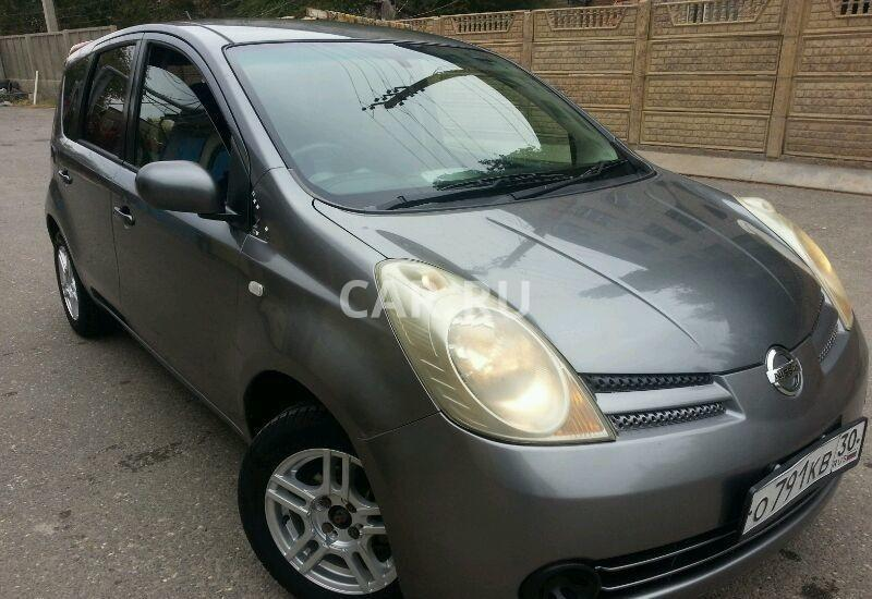 Nissan Note, Астрахань