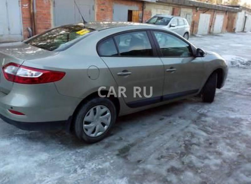 Renault Fluence, Асбест