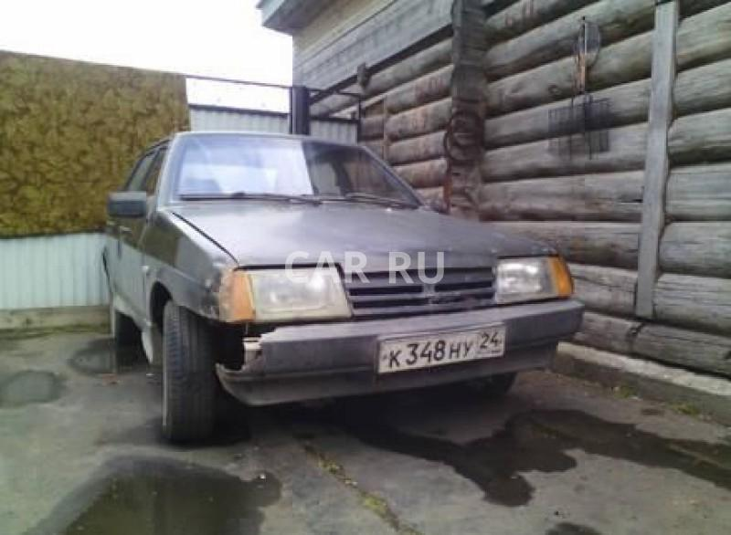 Lada 2109, Ачинск
