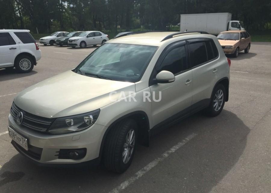 Volkswagen Tiguan, Белгород