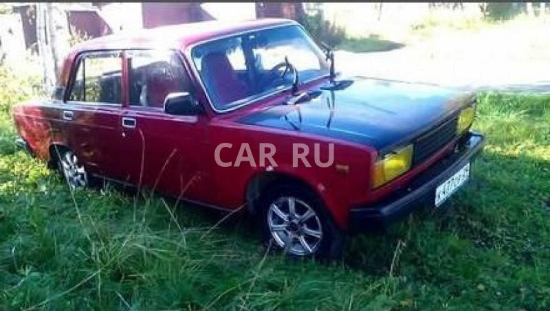 Lada 2105, Архангельск