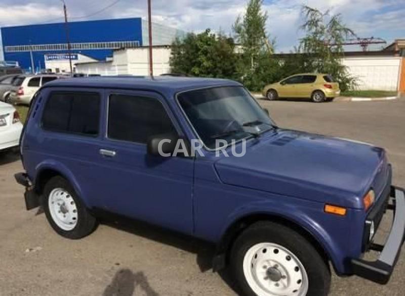 Lada 2121, Белгород