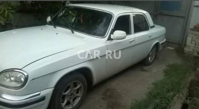Газ 31105, Астрахань