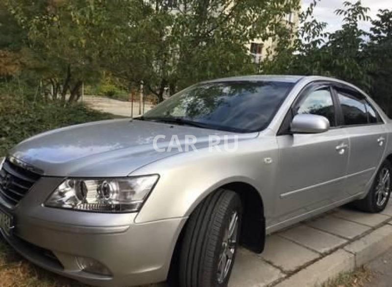 Hyundai Sonata, Алушта