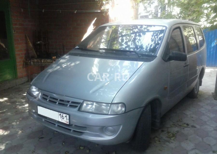 Lada 4x4, Батайск