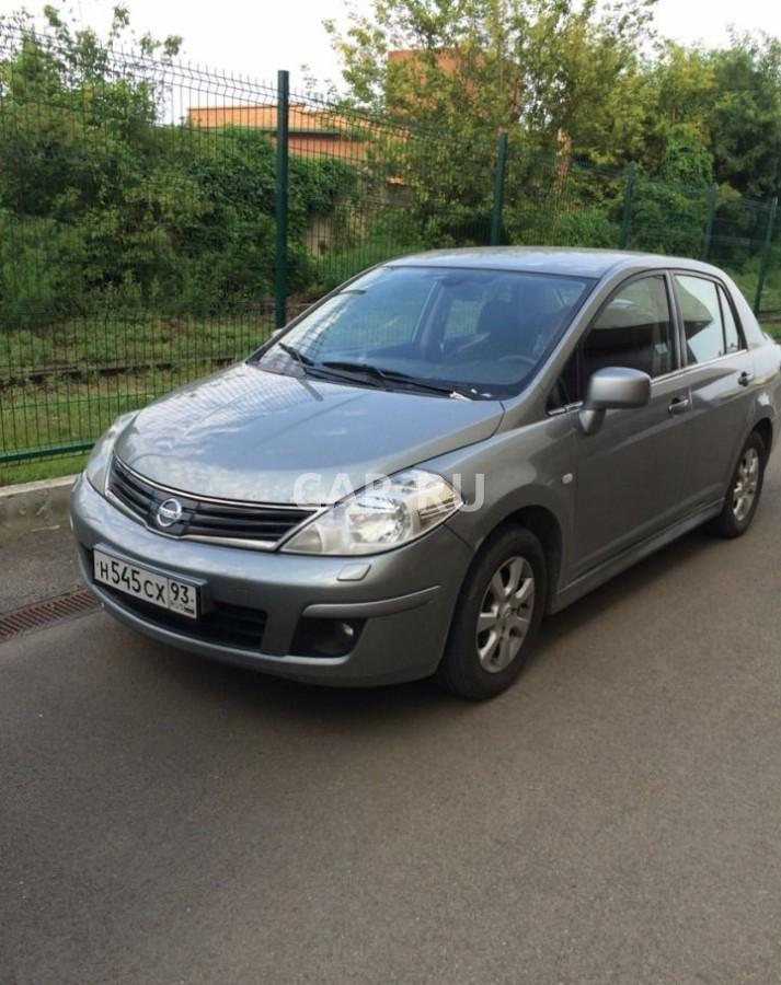 Nissan Tiida, Армавир