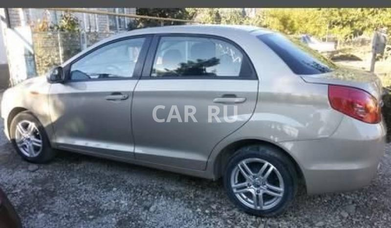 Chery A13, Анапа