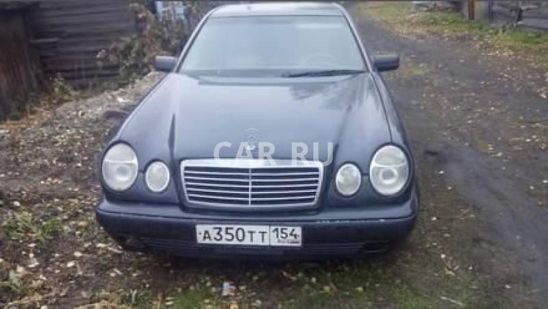 Mercedes E-Class, Анжеро-Судженск