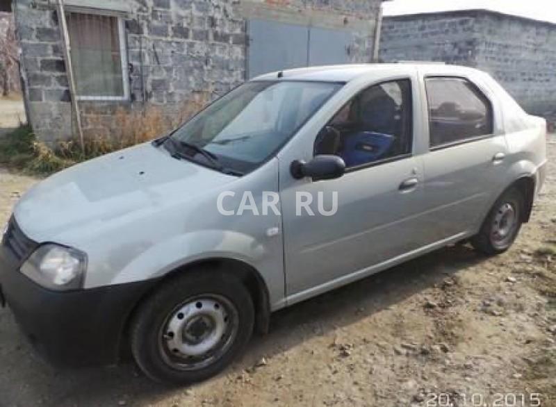Renault Logan, Ангарск