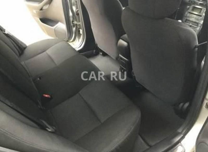 Toyota Avensis, Алушта