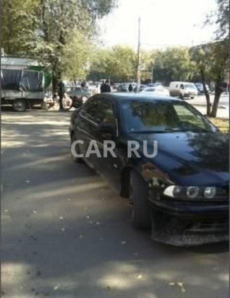 BMW 5-series, Абакан