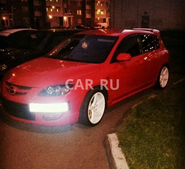 Mazda 3, Андреевка