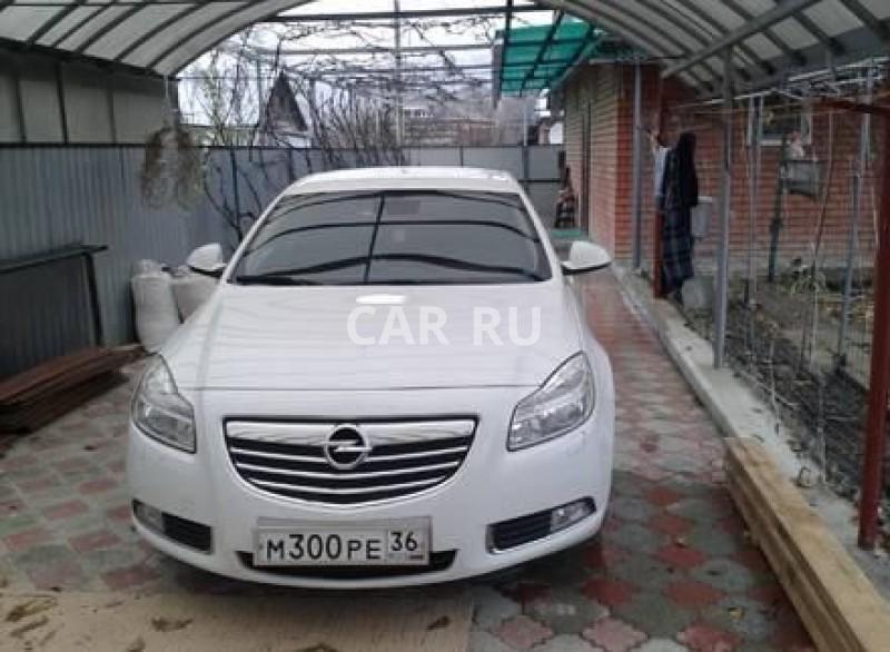 Opel Insignia, Апшеронск